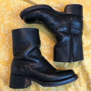 Shoes - Frye Vintage Leather Boots